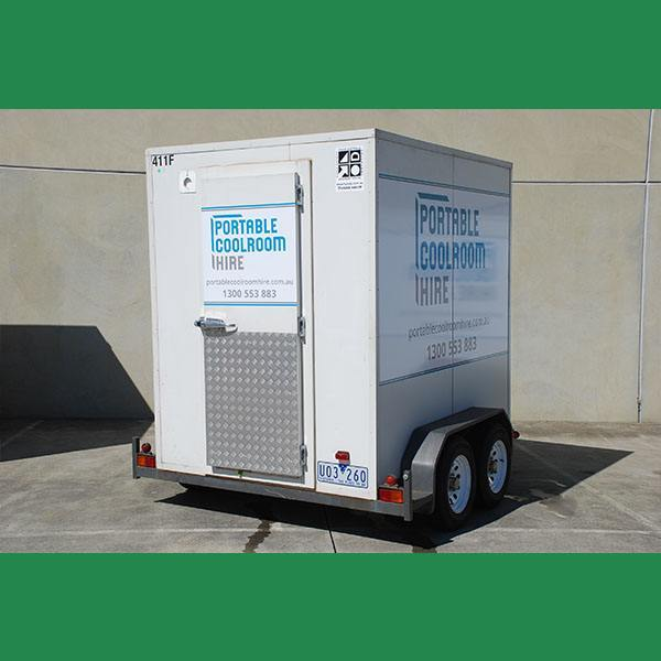Large Portable Coolroom Hire